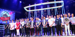"Top 40 singing heartthrobs perform as bands as they battle in ""Pinoy Boyband Superstar"" Middle Rounds"