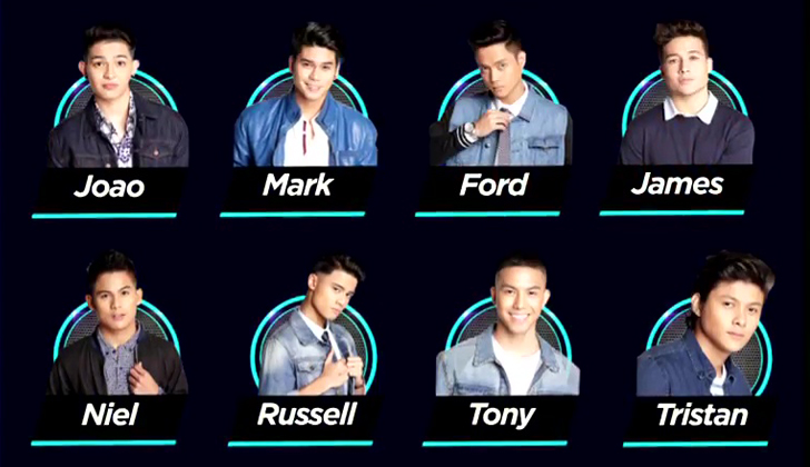 """Pinoy Boyband Superstar"" Top 8 go all out to make it to the Grand Finals"