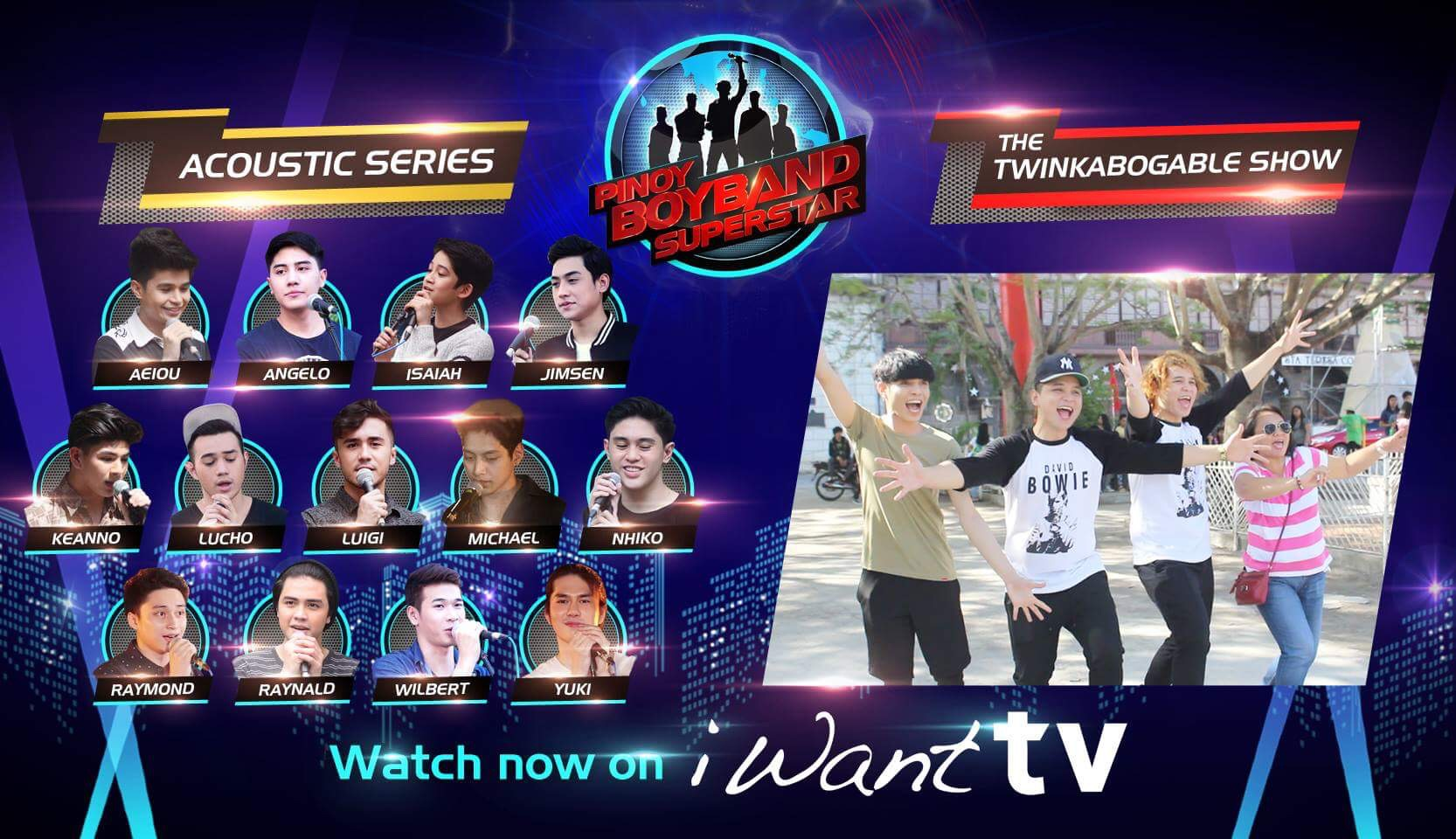 Pinoy Boyband Superstar Exclusive Videos You Need to Watch on iWanTV