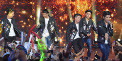 "Ford, Joao, Niel, Russel, and Tristan named  winners of ""Pinoy Boyband Superstar"""