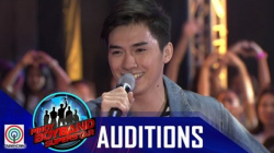 "Pinoy Boyband Superstar Judges' Auditions: Allen Cecilio – ""Yakap Sa Dilim"""