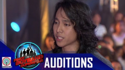 "Pinoy Boyband Superstar Judges' Auditions: Miel Labador – ""Kiss"""