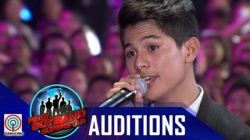 "Pinoy Boyband Superstar Judges' Auditions: Niel Murillo – ""Mahal Na Mahal"""