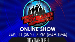 Pinoy Boyband Superstar Online Show - September 11, 2016