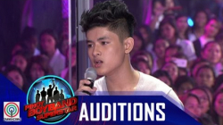 "Pinoy Boyband Superstar Judges' Auditions: Gabiel Umali– ""Torn"""