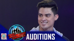 Pinoy Boyband Superstar Judges' Auditions: Rollo Espinos