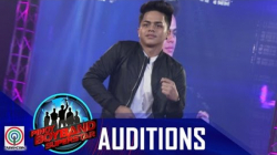 Pinoy Boyband Superstar Judges' Auditions: Kokoy de Santos