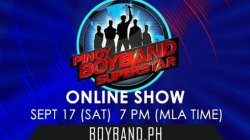 Pinoy Boyband Superstar Online Show - September 17, 2016