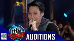 "Pinoy Boyband Superstar Judges' Auditions: Jay Kim – ""Fire"""