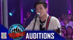 "Pinoy Boyband Superstar Judges' Auditions: James Ryan Cesena – ""Boyfriend"""