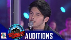 "Pinoy Boyband Superstar Judges' Auditions: Miko Juarez – ""Ngiti"""