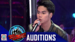 "Pinoy Boyband Superstar Judges' Auditions: Mark Oblea – ""So Far Away"""