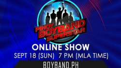 Pinoy Boyband Superstar Online Show - September 18, 2016