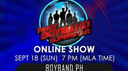 Pinoy Boyband Superstar Online Show - September 18, 2016