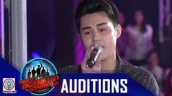 "Pinoy Boyband Superstar Judges' Auditions: Nico Nicolas – ""Alipin"""