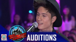 "Pinoy Boyband Superstar Judges' Auditions: Sef Hynard – ""Youth"""