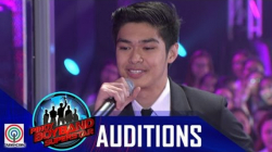"Pinoy Boyband Superstar Judges' Auditions: Ralph Gica – ""Cold Summer Nights"""