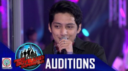 "Pinoy Boyband Superstar Judges' Auditions: Michael Diamse – ""It Might Be You"""