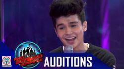 "Pinoy Boyband Superstar Judges' Auditions: Aeiou Villanueva – ""My Girl"""