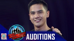 Pinoy Boyband Superstar Judges' Auditions: Alexis Mancenido