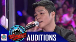 "Pinoy Boyband Superstar Judges' Auditions: Joshua Manio - ""Bakit Pa Ba"""
