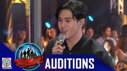 "Pinoy Boyband Superstar Judges' Auditions: Nhiko Sabiniano - ""What Do You Mean"""