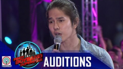 "Pinoy Boyband Superstar Judges' Auditions: Yuki Sakamoto– ""Crazy For You"""
