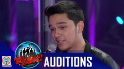 "Pinoy Boyband Superstar Judges' Auditions: Thomas Feller ""Waiting On The World To Change"""