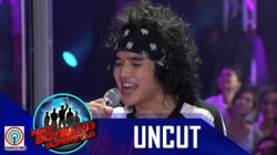 "Pinoy Boyband Superstar Uncut: Henz Villaraiz inspired by his idol ""5 Seconds of Summer"""