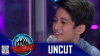 "Pinoy Boyband Superstar Uncut: Isaiah Tiglao's rendition of Bruno Mars' ""Billionaire"""