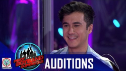 "Pinoy Boyband Superstar Judges' Auditions: Luigi D'Avola– ""Terrified"""