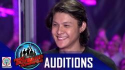 "Pinoy Boyband Superstar Judges' Auditions:  Tristan Ramirez - ""Ikaw Lang Ang Aking Mahal"""