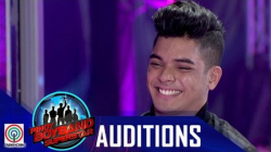 "Pinoy Boyband Superstar Judges' Auditions: MIchael Lopes - ""One Call Away"""