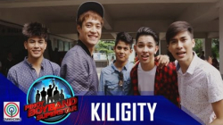 Pinoy Boyband Superstar: Aspiring Heathrobs, dumayo at magpakilig sa isang campus