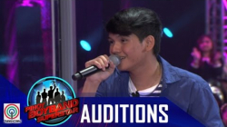Pinoy Boyband Superstar Judges' Auditions: Kenith Pasco -