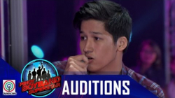 Pinoy Boyband Superstar Judges' Auditions: Allen Abrenica -