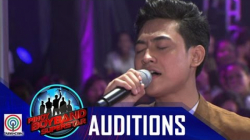 Pinoy Boyband Superstar Judges' Auditions: Jimsen Jison -