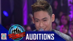 Pinoy Boyband Superstar Judges' Auditions: Jao Viola -