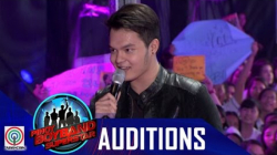 "Pinoy Boyband Superstar Judges' Auditions: Jester Hernandez– ""Titanium"""