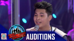 Pinoy Boyband Superstar Judges' Auditions: Ralph Victorino