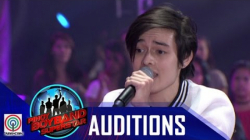 "Pinoy Boyband Superstar Judges' Auditions: Guion Antonio- ""I Want It That Way"""