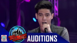 "Pinoy Boyband Superstar Judges' Auditions: Ethan Salvador - ""All Star"""