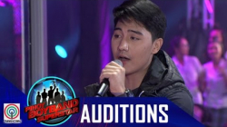 "Pinoy Boyband Superstar Judges' Auditions: Angelo Nabor – ""The Man Who Can't Be Moved"""