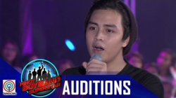 "Pinoy Boyband Superstar Judges' Auditions: Raynald Simon - ""When You Say Nothing At All"""