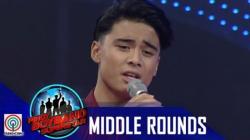 "Pinoy Boyband Superstar Middle Rounds: Russell Reyes - ""Kung Ako Na Lang Sana"""