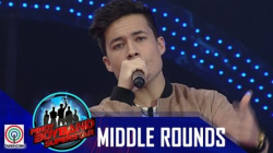 "Pinoy Boyband Superstar Middle Rounds: James Ryan Cesena - ""Hallelujah"""