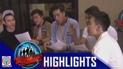 Team B, puspusan ang paghahanda para sa kanilang last chance performance