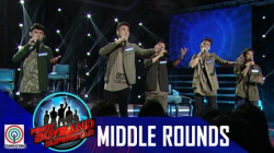 Pinoy Boyband Superstar Middle Rounds: Gabriel, Isaiah, Russell, Wilbert and Markus -