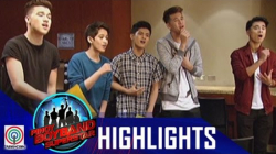 Pinoy Boyband Superstar Middle Rounds: Group 2 Rehearsal