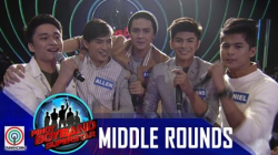Pinoy Boyband Superstar Mid Rounds: Niel, Keanno, Raynald, Raymond & Allen -